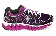 K-Swiss Express  Chaussures running femme Blade-Max violet/blanc